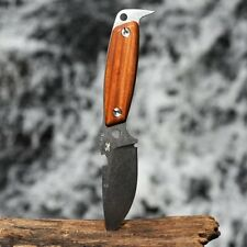 DPx Gear HEST 2 Woodsman Fixed Blade Knife - Model DPHSX004