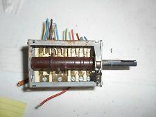 BOSCH Gaggenau EB 663-600 Oven selector switch