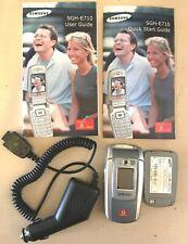 Samsung SGH-E710 Silver (unlocked) Mobile Phone