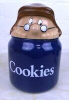 Tetley Tea Collectable Cookie Jar by Wade England - Tea Folk - Tetley Man Gaffer