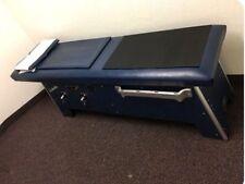 Hill Anatomotor Intersegmental Chiropractic Traction & Massage Roller Table