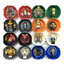 8 Minifigs in 1 Swordsman Ninja Kendo Training Pod Mini Figures Pack KAI JAY