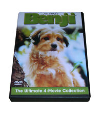 Benji - The Ultimate 4-Movie Collection (DVD)