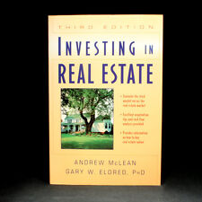 Investing in Real Estate by Gary W. Eldred, Andrew James McLean