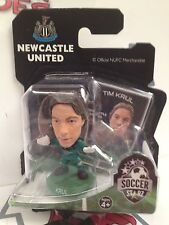 SOCCER STARZ NEWCASTLE UTD. TIM KRUL GREEN BASE SEALED IN BLISTER PACK