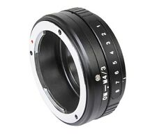 OM-M4/3 Tilt lens adapter for Olympus OM Lens to Micro 4/3 Mount camera