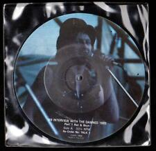 "DISCO  7"" PICTURE DISC AN INTERVIEW WITH THE DAMNED 1985"