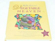 Mollie Katzen's Vegetable Heaven Cookbook (Ex- Library, Hardcover 1997)