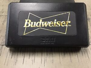 Budweiser Dart Case NEW w/ tags (slight scuffs)