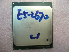 QTY 1x Intel ES CPU E5-2670 CPU Eight-Cores 2.6Ghz LGA2011 QBF5 C1