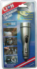LION RECHARGEABLE LED LIGHT TORCH