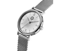 "Original Mercedes-Benz Armbanduhr für Damen ""Classic Lady"" | Silber | B66041621"
