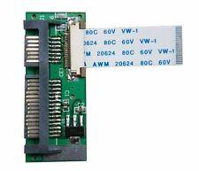"""2.5"""" SATA to 24 pin SATA lif adapter card for MacBook Air A1304 SSD"""