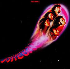 Deep Purple-Fireball Vinyl LP Cover Magnet or Sticker