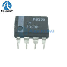 2PCS LED Flasher Oscillator IC NSC DIP-8 LM3909 LM3909N