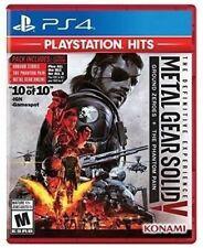 Nuevo Metal Gear Solid V: edición definitiva (Sony PlayStation 4, 2016)