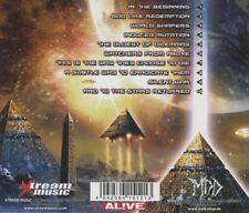 AURORA BOREALIS - WORLD SHAPERS   CD NEW+