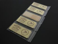 5 Pack(100pcs) SAVINELLI BALSA SYSTEM 6mm Pipes Filters Smoking Pipe Filter N363