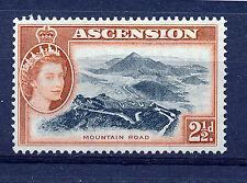 ASCENSION 1956 DEFINITIVES SG61 2½d  MNH
