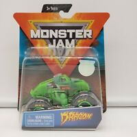 Spin Master Monster Jam - DRAGON Training Truck CHASE - NEW 2019 VHTF!