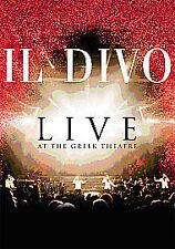 Il Divo - Live At The Greek Theatre (DVD, 2006)