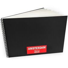 Royal Talens – A3 Amsterdam All Acrylics Sketchbook – 30 Sheets – 250gsm