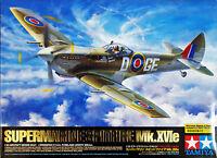 Tamiya 60321 Supermarine Spitfire Mk.XVIe 1/32 scale kit