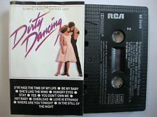 Dirty Dancing  - The Film Soundtrack   Cassette Tape