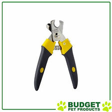 Nail Clipper Deluxe For Dogs And Cats - Large  Gripsoft