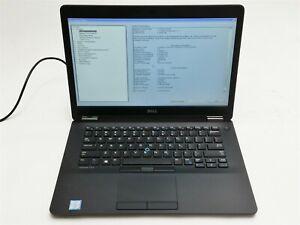 """Dell Latitude E7470 14"""" FHD Intel Core i7-6600U 2.6GHz 8GB NO SSD/Battery Laptop"""