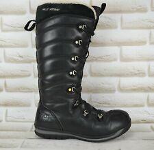 HELLY HANSEN Skuld 3 Womens Leather Long High Waterproof Boots Size 6.5 UK 40 EU