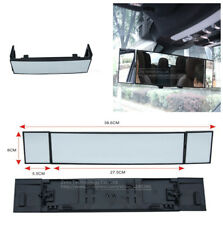 380mm 360° Durable Auto Car Panoramic Curve Mirror Rearview Mirror Enlarge Angle