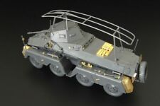 Hauler Models 1/48 German Sd.Kfz.232 ARMORED CAR Photo Etch Detail Set