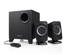 Creative Labs 2.1 Surround Home Theatre Cinema Sound Speakers Bluetooth - Gaming