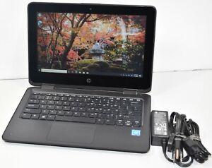 HP ProBook x360 11 G1 EE Celeron N3350 1.10GHz 4GB RAM 64GB SSD Windows 10 Pro
