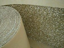 3D Gold/Silver Glitter  Self Adhesive Border Wallcovering,Walls, Crafts, Etc