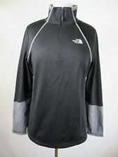 F4542 Women The North Face Half-Zip Pull-Over Jacket Size L