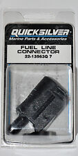 Mercury Marine Quicksilver Fuel Line Connector 22-13563Q 7