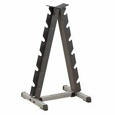Body-Solid Vertical Dumbbell Rack (GDR44) - DUMBBELLS NOT INCLUDED