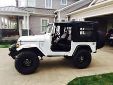 5 Window PVC Soft Top - FJ40 or BJ42 Toyota Land Cruiser