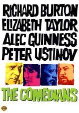 THE COMEDIANS (Richard Burton)   slimline  DVD  UK Compatible