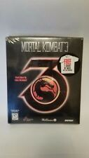 Mortal Kombat 3 DOS (PC, 1995) (Factory Sealed)