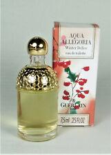 Parfumminiatur: Guerlain; Aqua Allegoria Winter Delice