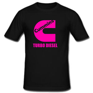 Cummins pink tshirt