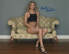 Victoria Winters autographed 8x10 Photo COA