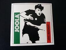 Età Adesivo Sticker da ping pong Jörg Ross testa