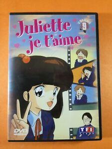 DVD - JULIETTE JE T'AIME - volume 9 - Yooplay