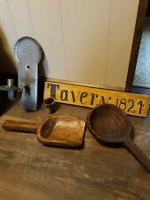 New listing Early Primitive Tavern Lot Aafa