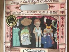 New VINTAGE MAGICLOTH DOLL COLLECTION: PATSY (Effanbee Dolls) 1995