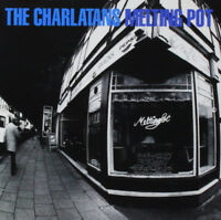 "The Charlatans : Melting Pot Vinyl 12"" Album 2 discs (2015) ***NEW***"